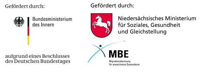 Förderung Migration